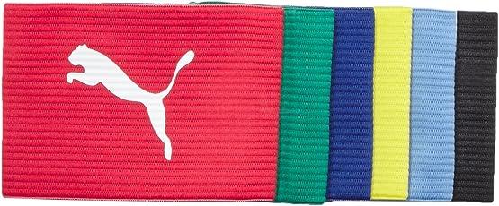 Puma Armbinden Captains - Fasce da capitano, 12 pezzi
