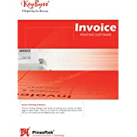 KeyByss Invoice Printing Software GST Ready- 2 Users (CD)