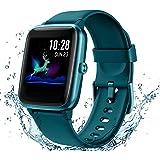 Arbily Fitness Tracker, Smartwatch con Touchscreen Completo per Donna Uomo Bambini Orologio Fitness Impermeabile IP68 con Car