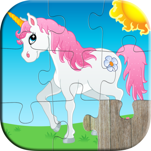 Animals Jigsaw Puzzle Games For Kids