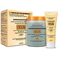 Guam Fanghi D'alga Guam Fir Convenienza, Fango, 1 Kg + Crema Gel 200ml