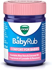 Vicks BabyRub Comfort for Babies (25ml)