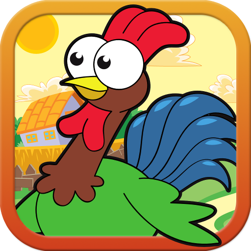 Fun at the Farm - Jigsaw Puzzles for Kids and Toddlers