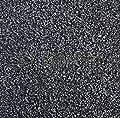 Aquarium Natur Kies schwarz Bodengrund Zierkies Aquariengrund 2 - 3 mm 5 25 kg