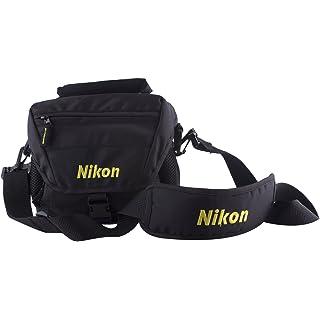 Nikon DSLR Shoulder Camera Bag  Black