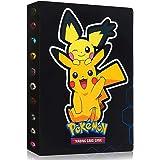 GUBOOM Pokemon-plakboek, Pokemon-kaarten album, verzamelalbum Pokemon-kaarten, Pokemon-map, Pokemon-verzamelaar, Pokemon-map,