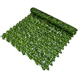 Kunstmatig Ivy Leaf Heggenschaar Platen Op Rol, Kunsthaag Voor Balkons Op Rol Tuin Hek, Windbescherming, Geluidsbescherming,