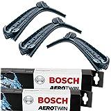 Bosch Scheibenwischer Rear A402h Länge 400mm Scheibenwischer Für Heckscheibe Auto