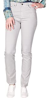 089307cde7ee KANOPE Mandarine Curt-Pantalon Straight Femme  Amazon.fr  Vêtements ...