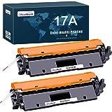 OFFICEWORLD 17A CF217A Reemplazo para HP 17A CF217A Cartucho de Toner Compatible con HP Laserjet Pro M102A M102W, HP Laserjet
