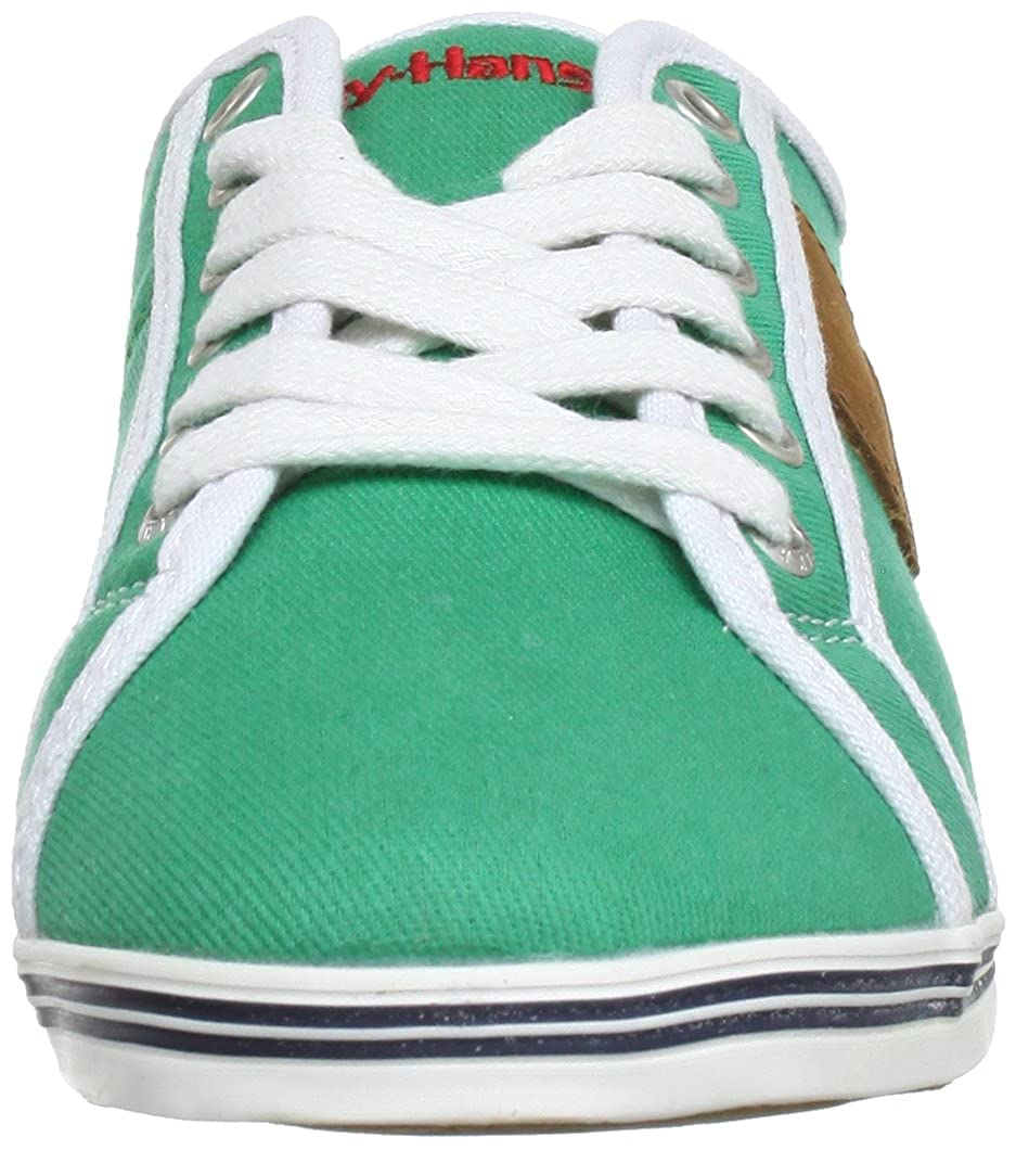 Helly Hansen Womens FLORA SOLID LOW WMN3 Trainers Green Grün (KELLY GREEN)  Size: 37: Amazon.co.uk: Shoes & Bags