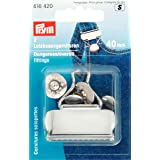 Prym Dungarees/Overall Fittings Steel Silver col 40 mm
