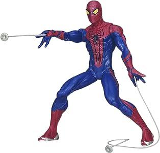 Marvel The Amazing Spider-Man Motorized Web-Shooting Figure