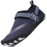 Lvptsh Chaussure Aquatique Homme Femme Barefoot Chaussures d'eau de Sport Chaussures de Plage Antidérapant Séchage…