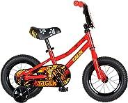 Schwinn 12 inch Tiger Kids Bicycle - Multi Color, S0246