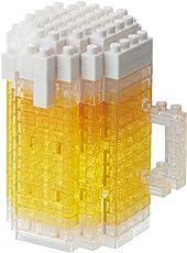 Nanoblock Beer Giocattolo, Multicolore, NBC245