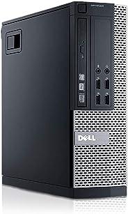 Dell - PC Optiplex 7010 SFF- Ordenador de sobremesa (Intel Core i5-3470, 8GB de RAM, Disco SSD de 240GB, Lector DVD, Windows