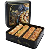 Persis Premium Baklava Assorted Gift Box Tin - 16 Pieces (350g)