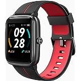 Blackview Smartwatch con GPS, Relojes Inteligentes Hombre - Esfera de Reloj Personalizable, Reloj Deportivo Hombre Pulsómetro