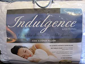 Indulgence Side Sleeper Pillow by