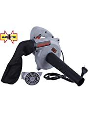 Jakmister 675 W, 16000RPM Electric Air Blower Dust PC Vacuum Cleaner (Grey)