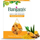 Banjara's Kasturi Turmeric 100% Natural Skin Care Herbal Powder 100 gms