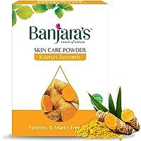 Banjara's Kasturi Turmeric 100% Natural Skin Care Herbal Powder 100 gms