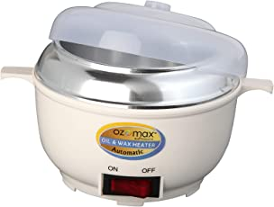 OZOmax Automatic Wax Heater/Warmer with Auto Cut-Off (Multicolor)