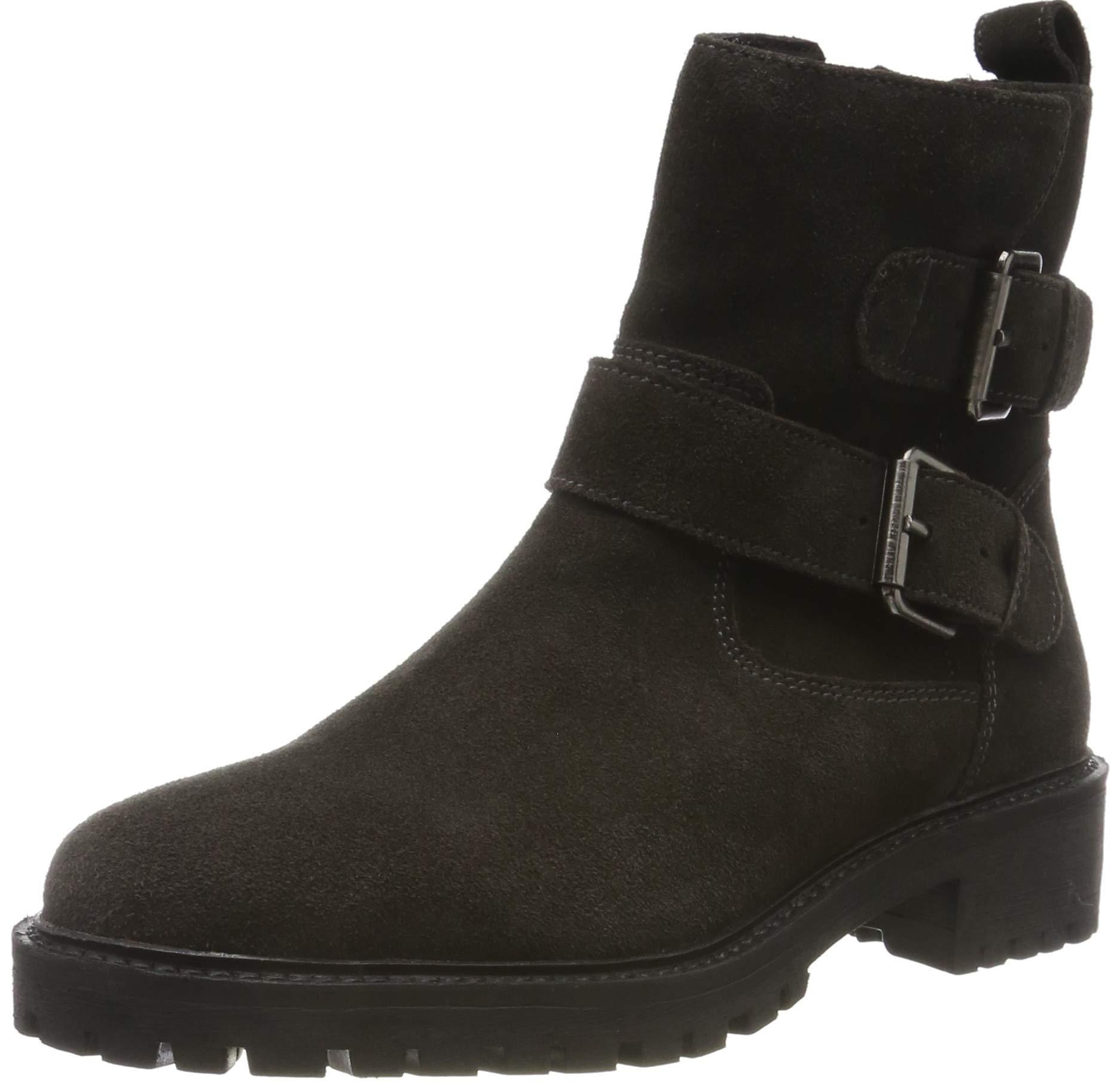 Geox Damen D Hoara G Biker Boots 1