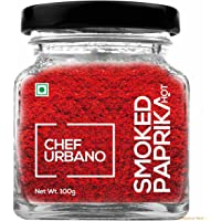 Chef Urbano Smoked Paprika Hot Bottle, 100 g
