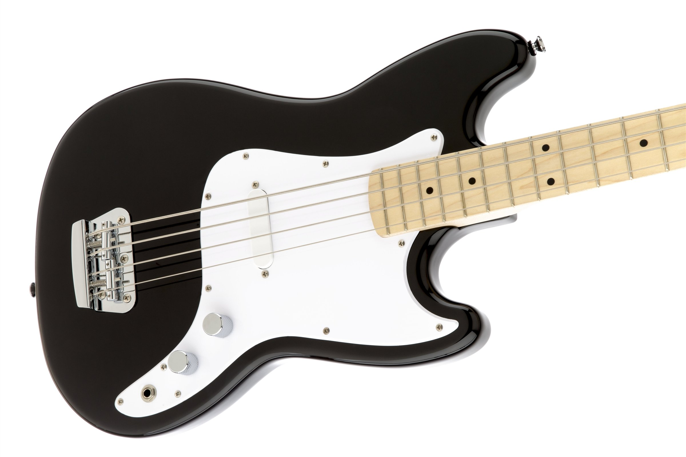 Fender Squier Bronco Bass BLK