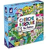 Janod - Cherche et Trouve Les Lettres - Jeu de Société Enfant - Jeu Pédagogique - Jeu pour la Famille - Dès 5 ans, J02436