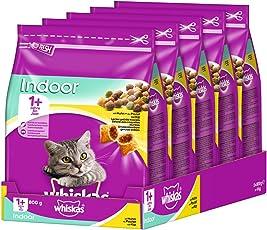 Whiskas Katzenfutter Trockenfutter Adult für Katzen