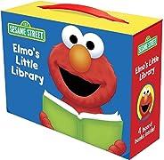 Elmo's Little Library
