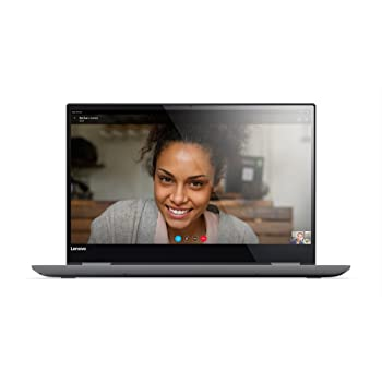Lenovo Yoga 720 15.6- Inch Full HD IPS Touch Slim Convertible Notebook- (Iron Grey) (Intel Core i5-7300HQ Quad Core, 8 GB RAM, 256 GB SSD, GTX 1050 2GB Graphics Card, Windows 10), German Layout