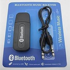 SHOPLINE Bluetooth for BLU Dash Music 4.0 Compatible Car (LINE-CAR BLUETOOTH BLUE-A13)