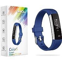 ONIOU Kids Fitness Tracker, wasserdichte Aktivitäts-Tracker-Uhr für Kinder, Schrittzähleruhr Kalorien-Schrittzähler für…
