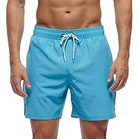 Arcweg Pantaloncini da Bagno Uomo Asciugatura Veloce Calzoncini da Bango Mare Beach Costume da Bagno Fodera Rete con…