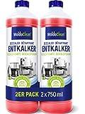 Entkalker für Kaffeemaschine & Kaffeevollautomaten 2x 750ml - kompatibel mit allen Herstellern