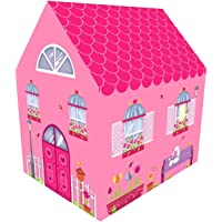Xelix Hut Type Kids Toys Jumbo Size Play Tent House for Boys and Girls ( Multi Color ) (Doll House) (Baby REBIT)