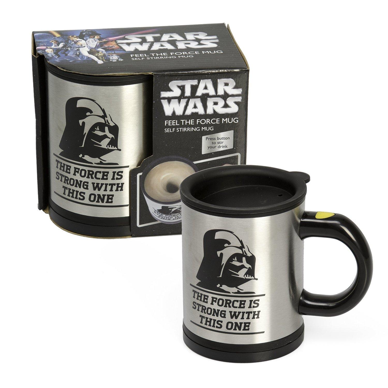 Super Star Wars - Darth Vader auto agitation Tasse: Amazon.fr: Cuisine  LC07