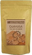 Guayusa Energy Tee von Matchachin - Das Original (100g) [Ilex Guayusa, Lose Blätter geschnitten] Leistung, Ausdauer, Konzentration - Der Energydrink der Quichua Indianer - mit Koffein und L-Theanin