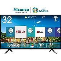 Hisense H32BE5500 80 cm (32 Zoll) Fernseher (HD, Triple Tuner, Smart-TV) [Modelljahr 2019]