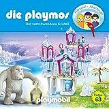 Die Playmos - Folge 63: Der verschwundene Kristall (Das Original Playmobil Hörspiel)