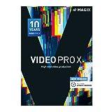 MAGIX Vidéo Pro X – Version anniversaire 10 – Logiciel primé pour un montage...