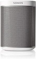 Sonos PLAY:1 WLAN-Speaker für Musikstreaming (Weiß)