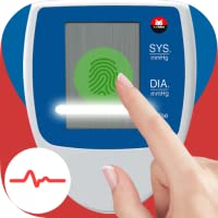 Finger Blood Pressure Checker