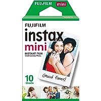 Fujifilm Instax Mini Film Pellicola Istantanea per Fotocamere Instax Mini, Formato 46x62 mm, Confezione da 10 Foto