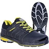 Cofra Sicherheitsschuhe Fotofinish New Jogging S3 Halbschuhe Größe 47, schwarz, 19030-000