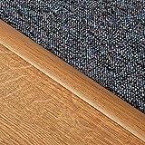 2x Stikatak Laminate Cover Strip Medium Oak 90cm